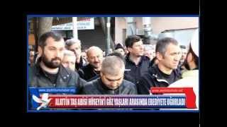 Teknik Direktör Alattin Taş Abisi Hüseyin'i Kaybetti