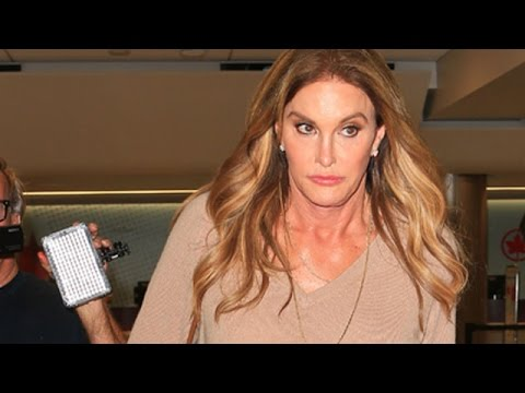 Caitlyn Jenner Is Asked About Her Republican Convention Appearance