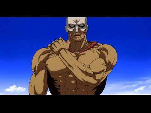 Saitama vs Marugori -  One Punch Man Español latino HD