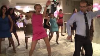 Rosyjskie wesele – Blondynka w akcji!