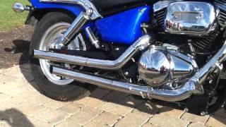 1. 2004 Suzuki Marauder 800