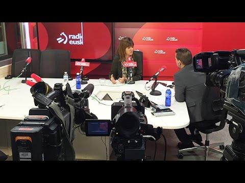 Entrevista a Idoia Mendia en Boulevard de Radio Euskadi [2016.01.21]