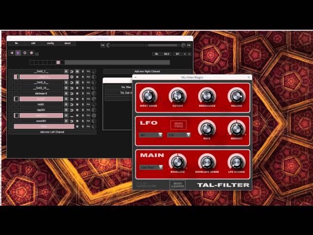 Giada Loop Machine demo #1 - Dubteque