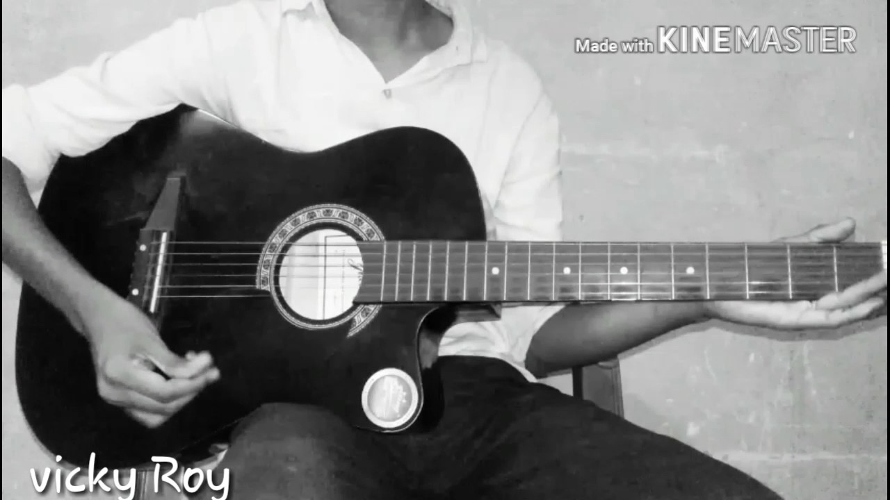 old-songs-Guitar-leads only for beginners Single string-Bollywood