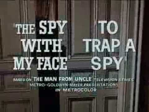 (1965) The Spy With My Face/To Trap A Spy Double Bill