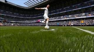 Red Bull Coliseum FIFA 16 Tips & Tricks: Free Kicks