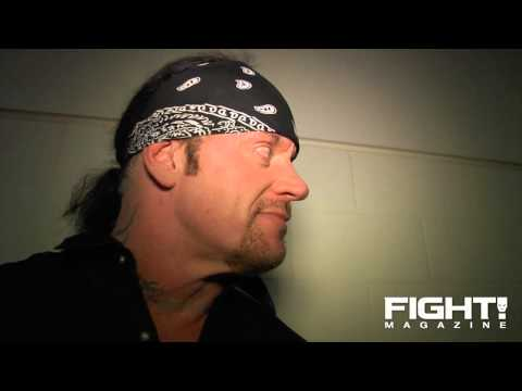 The Undertaker talks wanting to Manage MMA Fighters