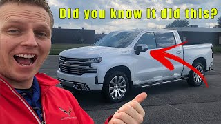 5 things you didn't know about on the 2019 Chevy Silverado