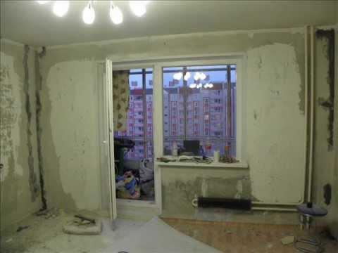 Ремонт в квартире видио