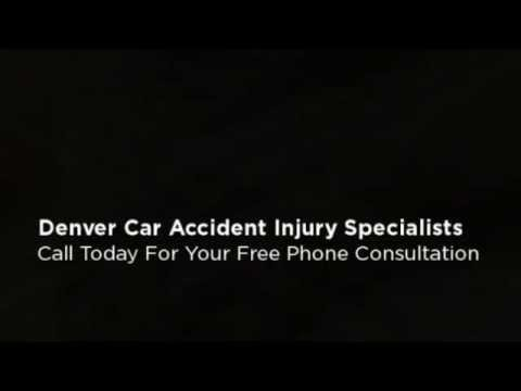 video:Physical Therapy In Arvada For Car Accident Injury Care
