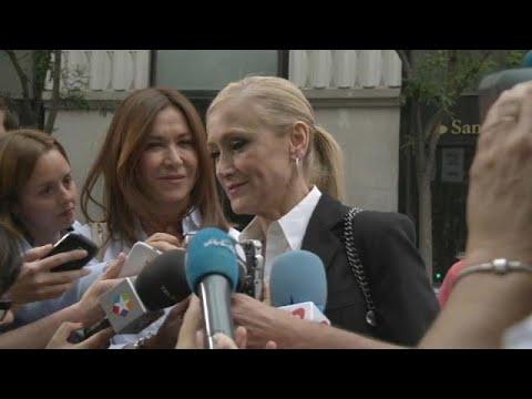 Madrids Präsidentin fälscht Masterarbeit