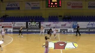 PINKK Pécsi 424 – A3 Basket Umeå – EWBL 2018/19