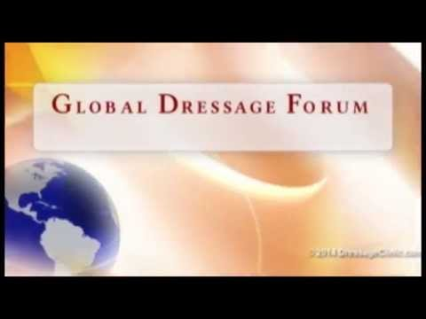 Global Dressage Forum North America GDFNA 2014 Desi Dillingham Speech