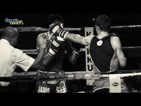 Ander Amatrian vs Carlos Barreras. Velada Anaitasuna 2016