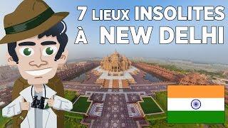 Video 7 lieux insolites à New Delhi - Inde MP3, 3GP, MP4, WEBM, AVI, FLV Juni 2018