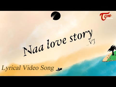 Naa Love Story| Latest telugu Lyrical Video Song 2021 | by Justinvinni | TeluguOneTV