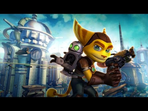 Ratchet & Clank 2015 Playstation 4