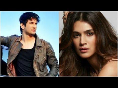 All Over For Sushant Singh Rajput & Kriti Sanon? |