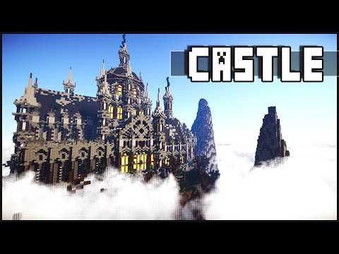 Minecraft – Epic Castle, Village & Dragon!