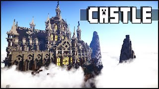 Minecraft - Epic Castle, Village&Dragon!