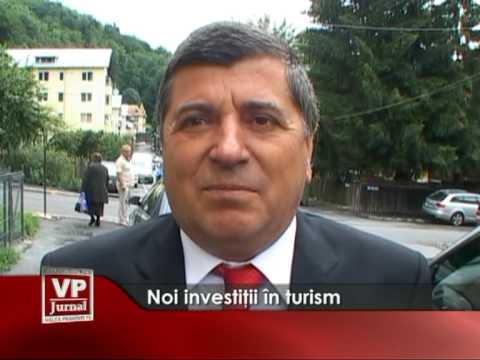 Noi investiţii în turism