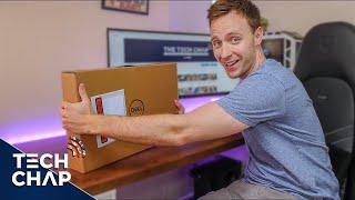 Video Dell XPS 15 9570 (2018) Unboxing!   The Tech Chap MP3, 3GP, MP4, WEBM, AVI, FLV Juni 2018
