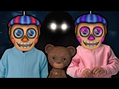 BB AND JJ PLAY: Among The Sleep (Part 1) || REBOOTING THE SERIES AND REUNITING WITH TEDDY!!!