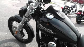 7. 319705 - 2012 Harley Davidson Dyna Street Bob FXDB - Used Motorcycle For Sale