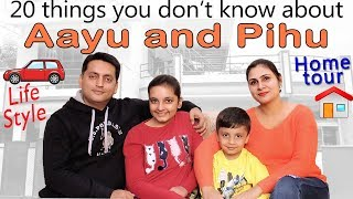 Video HOME TOUR | LIFE STYLE | 20 Things you don't know about Aayu and Pihu Show VLOGS Kids at Home MP3, 3GP, MP4, WEBM, AVI, FLV Januari 2019