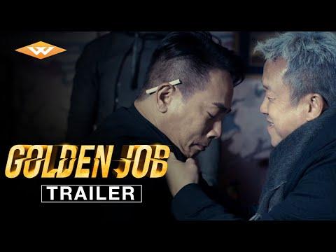 GOLDEN JOB (2018) Official Trailer | Heist Film