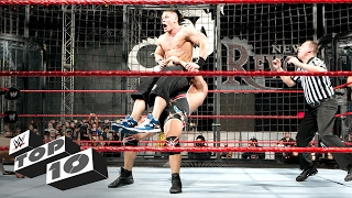 Nonton Elimination Chamber Match Omg Moments  Wwe Top 10 Film Subtitle Indonesia Streaming Movie Download