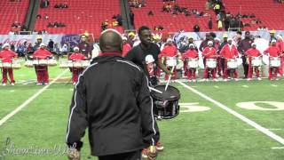 Atlanta Drum Academy - 2015 Celebration Bowl BOTB