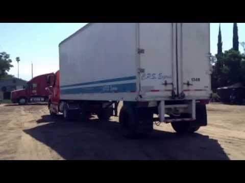 How to do the Offset (Trucking)
