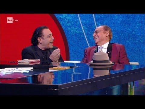 Renzo Arbore e Nino Frassica: la tv, i libri, le canzoni - Che tempo che fa 10/12/2017