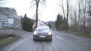 Astra 1.7CDTi SportsTourer, 81kW,  r. v. 2013