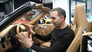 2008 Porsche 911 Carrera S Cabriolet Review