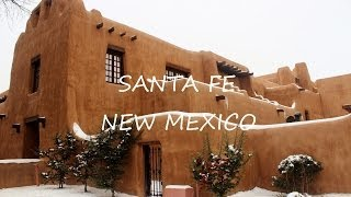 Santa Fe (NM) United States  city photos gallery : Santa Fe, New Mexico, Usa HD