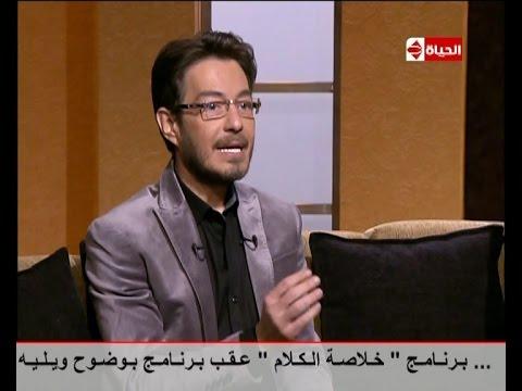 أحمد زاهر:كان ناقصلي شهر ونصف واموت !!
