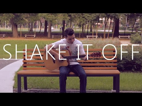 Shake It Off - Taylor Swift finger style guitar Instrumental