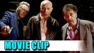 Stand Up Guys Movie Clip (2013)