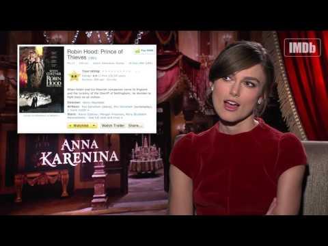 IMDb demande à Keira Knightley :