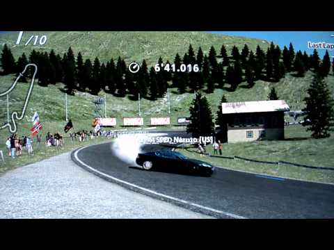 Gran Turismo 5 Prologue Drifting Eiger Online