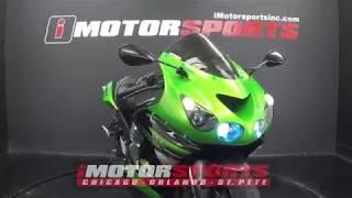 7. 2011 Kawasaki Ninja ZX-14R A5453 @ iMotorsports