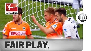 Video Top 10 Fair-Play Moments MP3, 3GP, MP4, WEBM, AVI, FLV Januari 2019