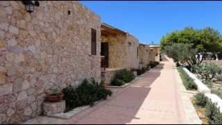 Residence Luna Di Ponente Hotel, Lampedusa - Italy (HD Tour)