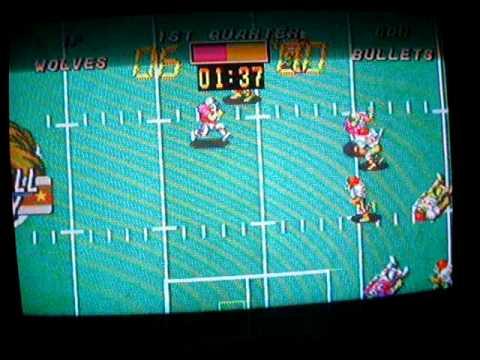 Football Frenzy Neo Geo