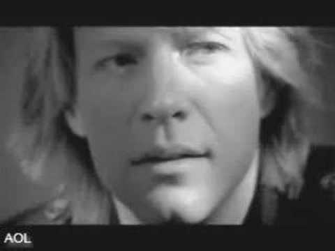 BON JOVI - It's Hard [Letting You Go]