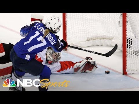 , title : 'Watch the full shootout between the USA and Canada'