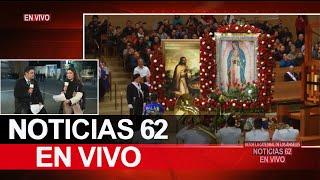 Tributo a la virgen en plaza México – Noticias 62 - Thumbnail