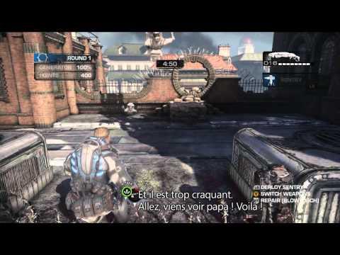 Le mode OverRun de Gears of war Judgment